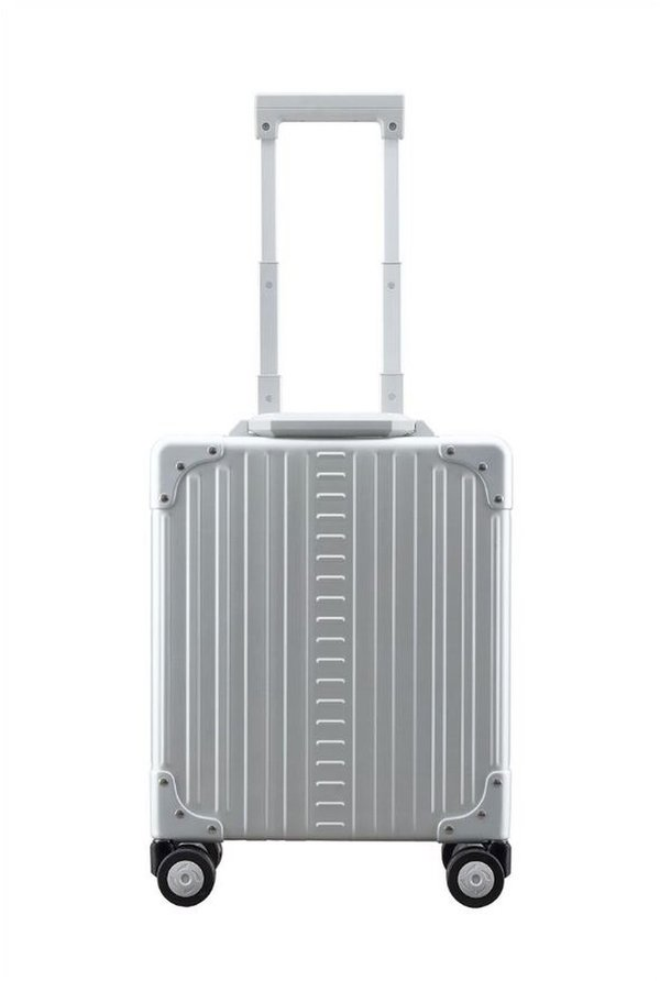 "Aleon 16"" Carry-On Underseat Business Aluminum 4-Rollen Cabin Trolley 42 cm"