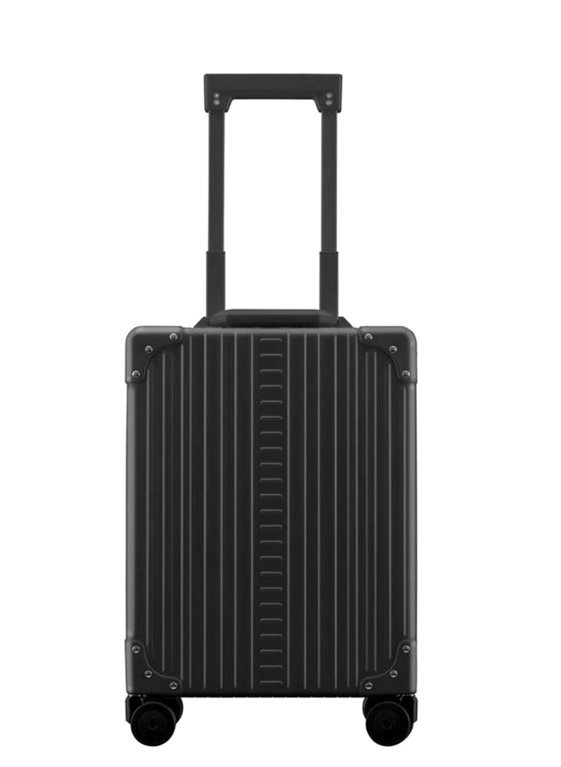 "Aleon 20"" Carry-On Business Aluminum 4-Rollen Cabin Trolley 49 cm"