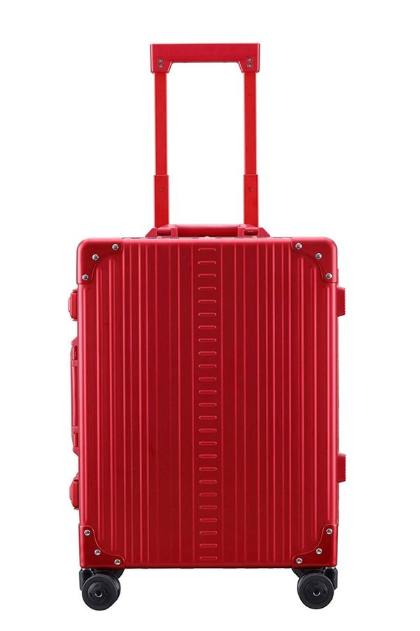 "Aleon 21"" International Carry-On Aluminum 4-Rollen Cabin Trolley 55 cm"