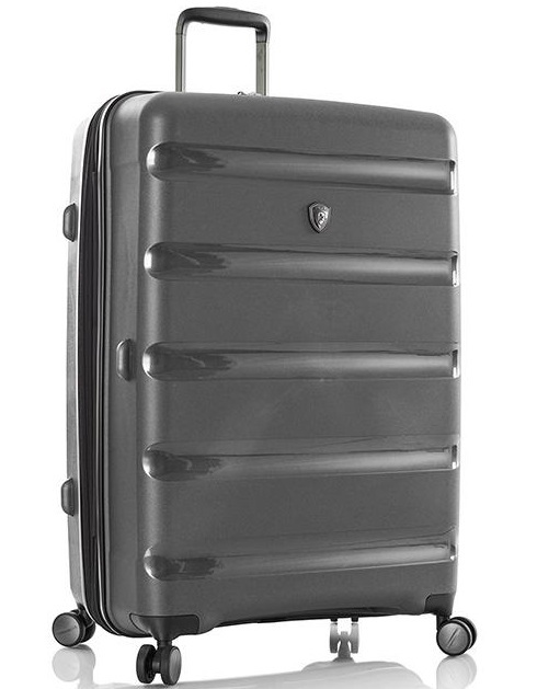 "Heys Metallix 26"" Exclusive Duraflex 4-Rollen Trolley -M- 66 cm"