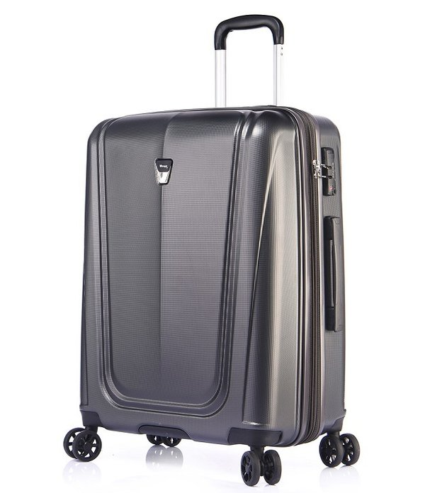 Verage® Shield 4-Doppelrollen Hartschalen Trolley -M- 65 cm