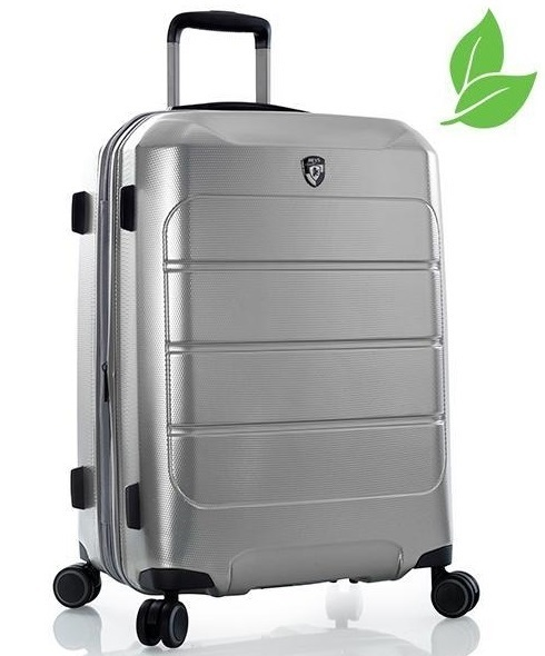 Heys EcoCase Recycle Exclusiv 4-Rollen Trolley -M- 66 cm
