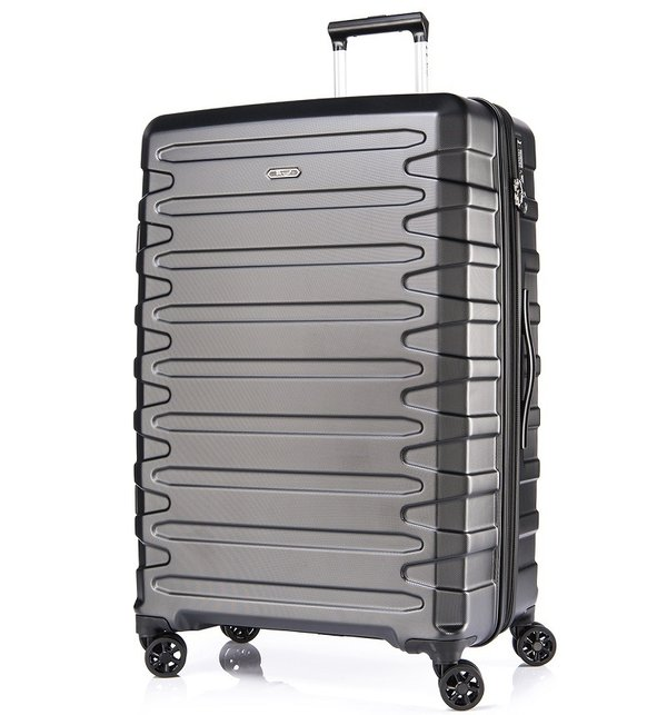 Verage® CRUST 4-Rollen Hartschalen Design Trolley -L-