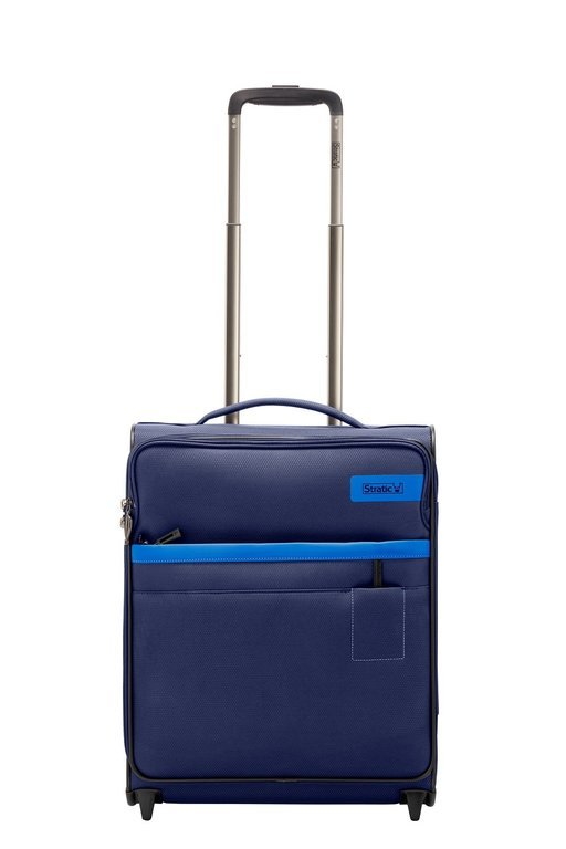 Stratic LIGHT 2-Rollen Cabin Reise Trolley -S- 53 cm