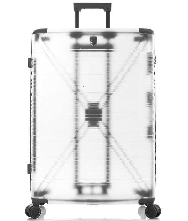 "Heys X-Ray 30"" Transparent 4-Rollen Koffer Trolley -L- 76 cm"