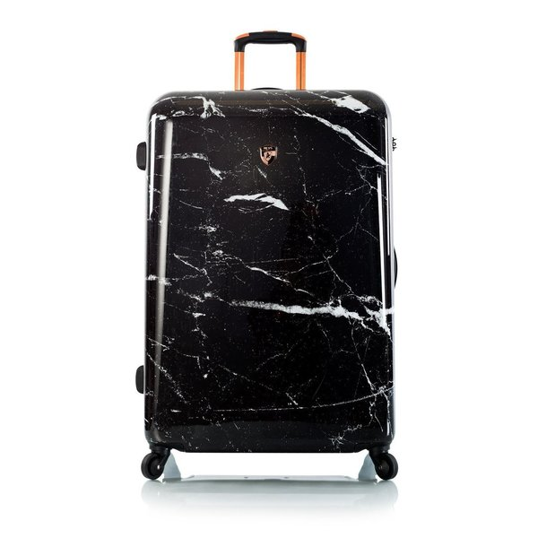 "Heys Marquina - Black Marble 30"" Fashion Spinner® Trolley -L- 76 cm"