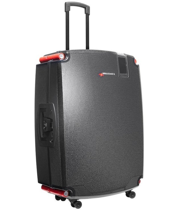 Swiss Luggage The Seventy Seven 4-Rollen Reise Trolley -L- 77 cm