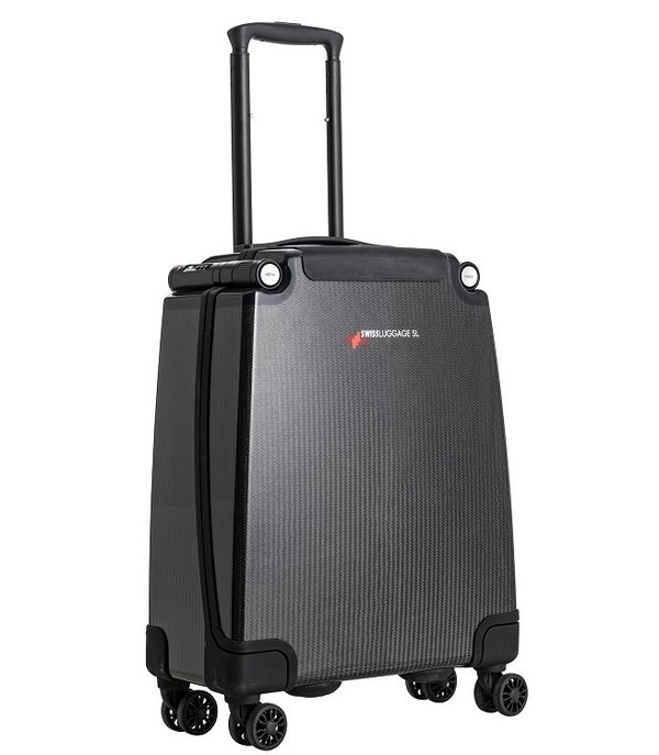 Swiss Luggage Fifty Five 4-Rollen Cabin Trolley -S- 55 cm
