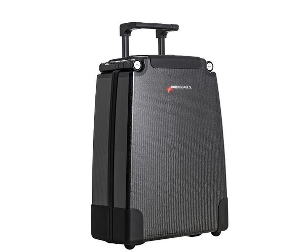Swiss Luggage Fifty Five 2-Rollen Cabin Trolley -S- 55 cm