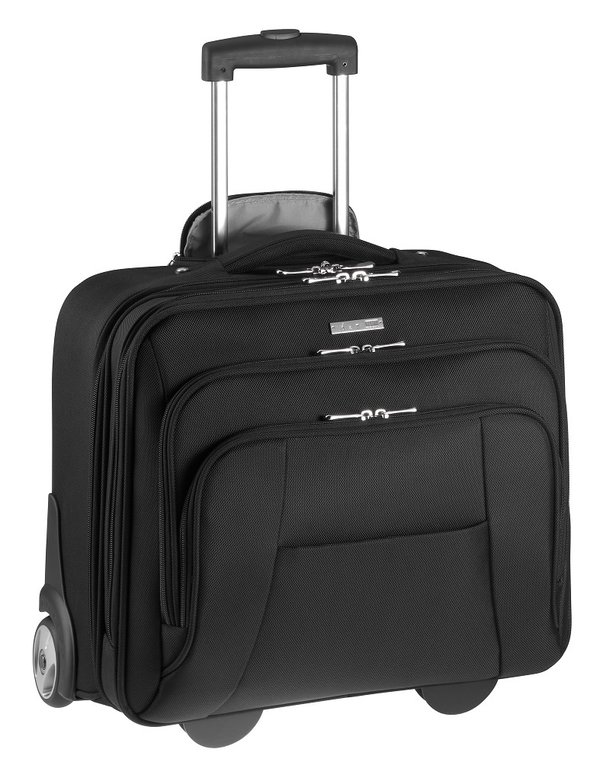 D&N Business Line Cabin Laptoptrolley 15""