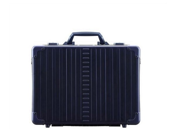 "Aleon 15"" Business Aluminium Koffer Attachè Laptop Case"