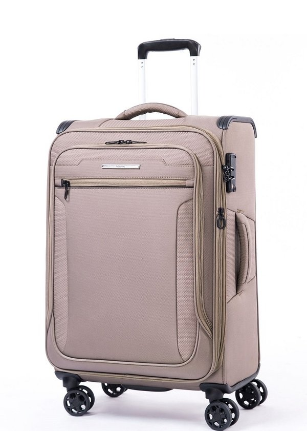 Verage® Toledo Limited Edition 4-Rollen Reise Trolley -M- 69 cm