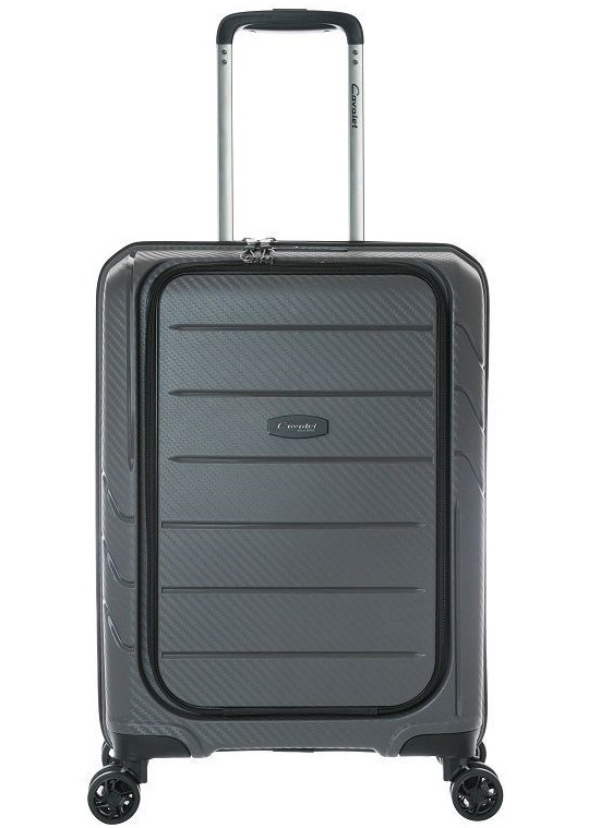 Cavalet GT4 Front Pocket 4-Rollen Bord Trolley -S- 15""