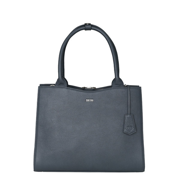Socha Diamond Edition Leder Business Tasche 14""