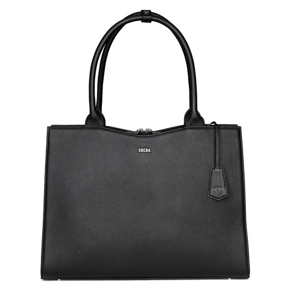 Socha Diamond Edition Leder Business Tasche 15,6""