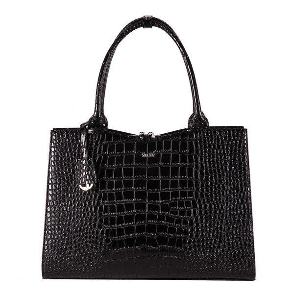 Socha Croco Jet Damen Business Tasche 15.6″