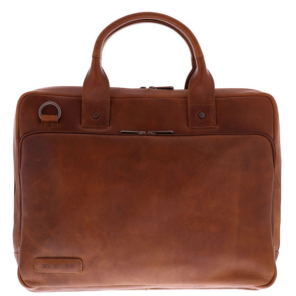 Plevier PURE RADAR Leder Businesstasche 15,6""