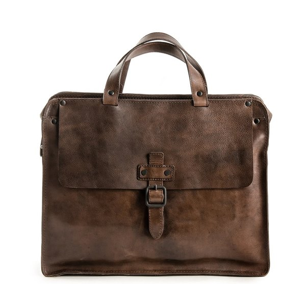 Harolds Bag ABERDEEN Leder Business Aktenmappe -L-