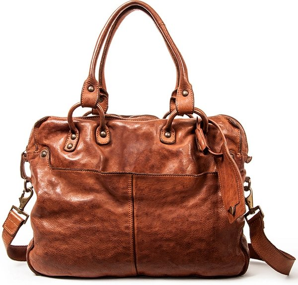 Harolds Bag SUBMARINE Leder Lady Business Tasche