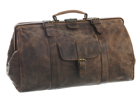Greenland Montenegro Vintage Doc Bag -XL-