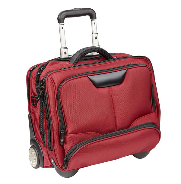 Dermata Travel 2-Rollen Business Bord Trolley -S- 17""